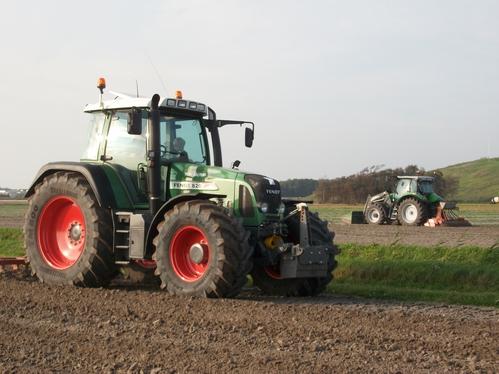 Landbewerking Rene Salman loon en verhuurbedrijf